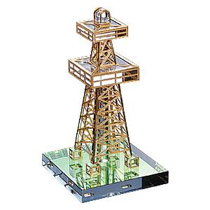 Модель нефтяной вышки своими руками для детей 27