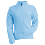 Куртка Lady-Fit Micro Jacket, голубой_M, 100% п/э, 250 гр