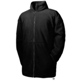 Куртка Full Zip Fleece, черный_S, 100% п/э, 300 гр