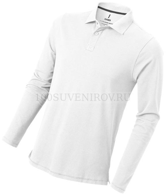 ffc8c73c2d83 Рубашка-поло с длинным рукавом