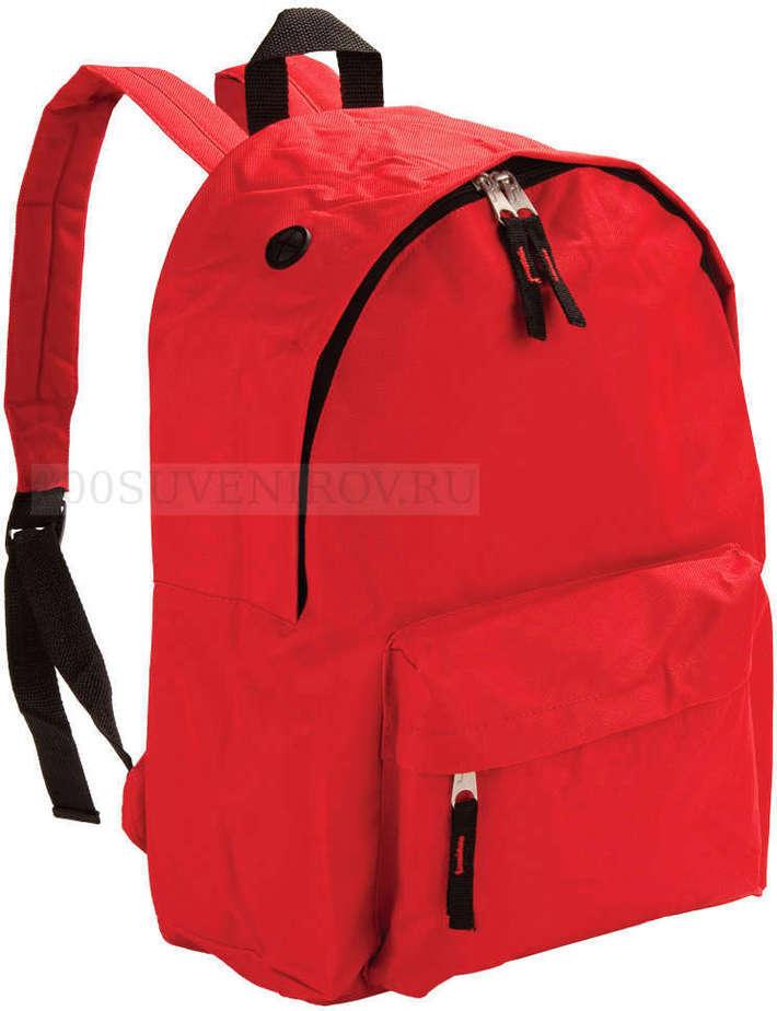 41ad3aa91e63 Рюкзак RIDER, красный - купить рюкзаки оптом по низким ценам. Рюкзак ...