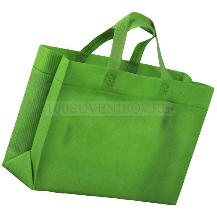 fcf533b47320 Корпоративные сумки зеленые для покупок SPAN 3D   Сумки в магазине