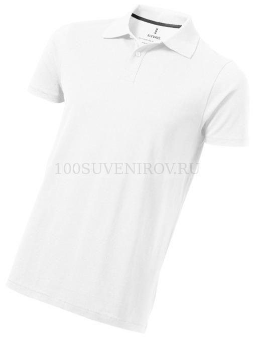 bc44204f744fe00 Лучшие мужские рубашки поло (XS) белые из хлопка SELLER с вышивкой ...