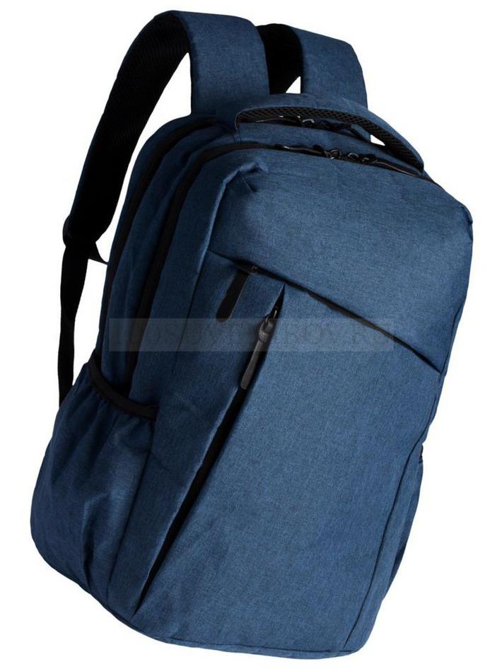 ca079d1d4016 Рюкзак для ноутбука Burst, синий - купить рюкзаки оптом по низким ...