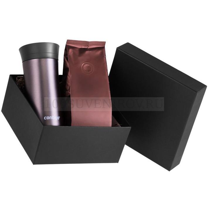 Стильное оформление комплекта кофе