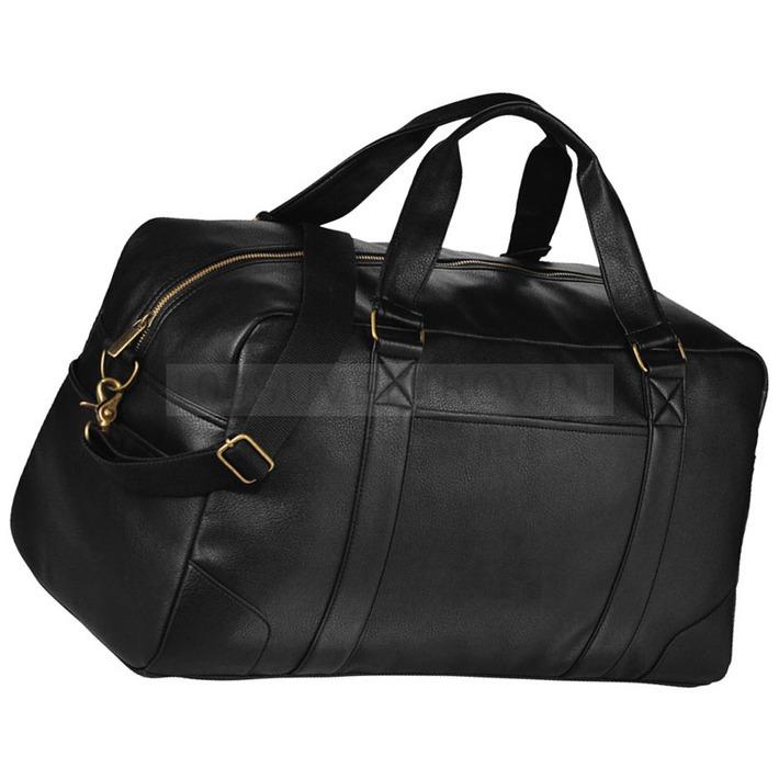 51b26a6f Хорошие дорожные сумки кожаные черные OXFORD для тиснения | Сумки на ...