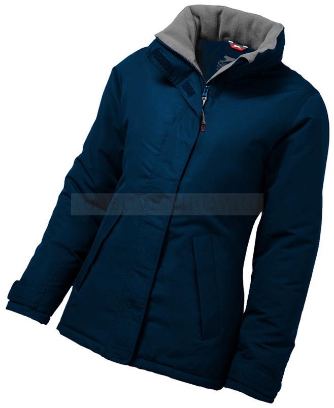 487b7ff9ed3 Элитные женские куртки (M) темно-синие UNDER SPIN под термотрансфер ...