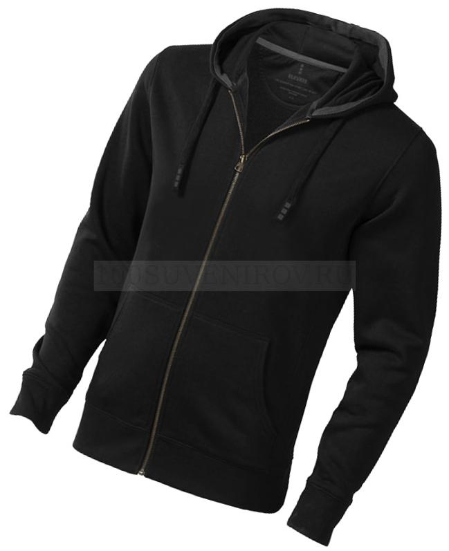 773e05c0 Стильные мужские толстовки (XL) черные из хлопка ARORA с капюшоном с ...