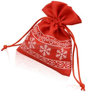 Заказать мешочки для новогодних подарков 346