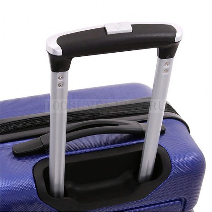 fd8748d745cd Качественные чемоданы пластиковые синие TRESA 100л   Чемоданы в магазине