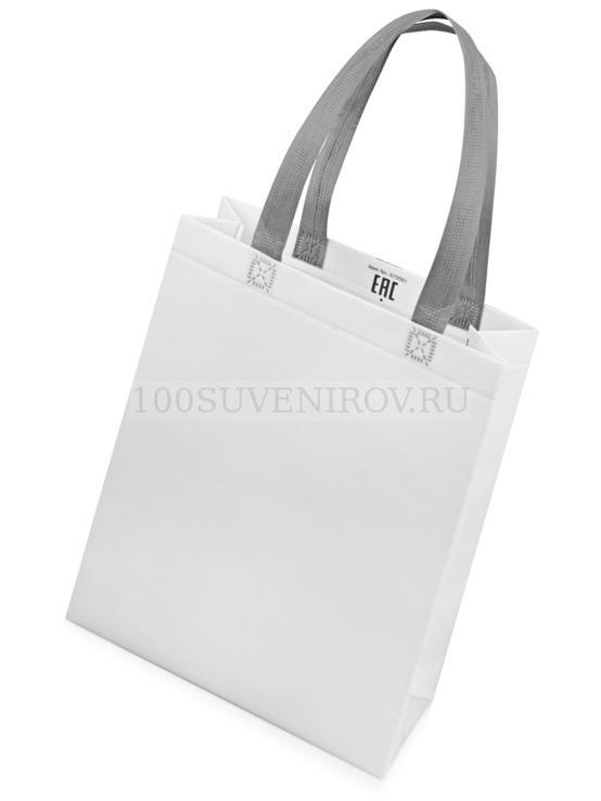 e726315e0f44 Фото Белая матовый сумка из полипропилена для шопинга UTILITY ламинированная
