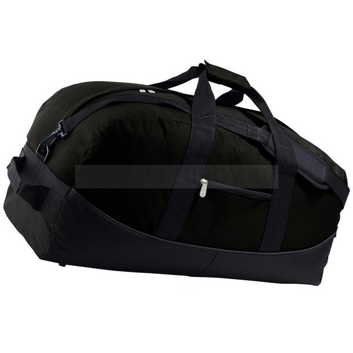 999744389d51 Современные спортивные сумки черные STADIUM72, полиэстер 600 D ...
