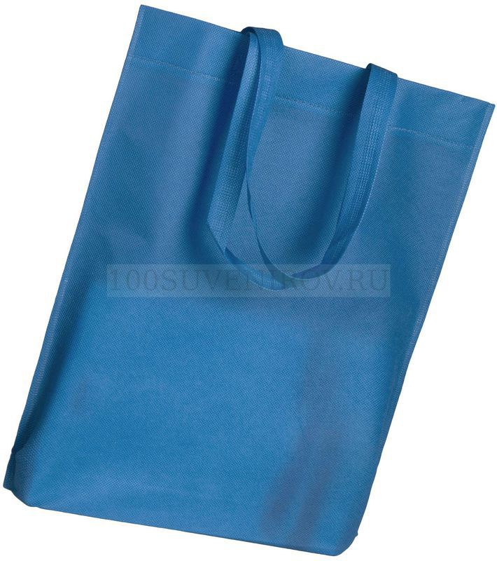9cf9c2343c02 Красивые сумки светло-синие для покупок SPAN 70 с логотипом   Сумки ...