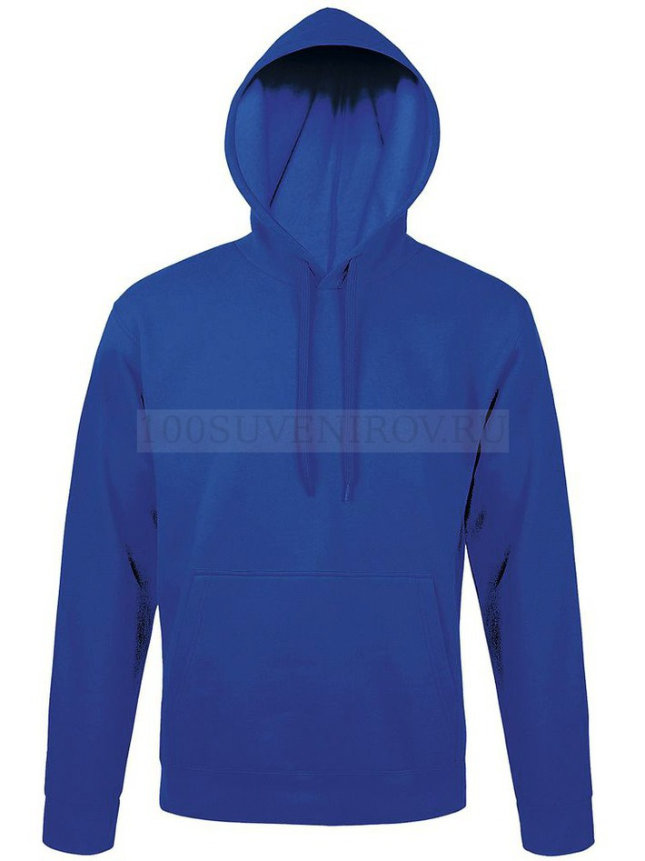 4d61308b Современные толстовки (XL) ярко-синие с капюшоном SNAKE II унисекс с ...