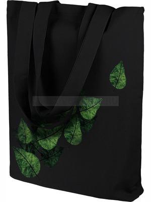 d7ce66360ed0 Деловые холщовые сумки EVERGREEN LEAVES   Сумки Принтэссенция под заказ