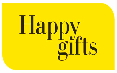Хэппи Гифтс - официальный логотип